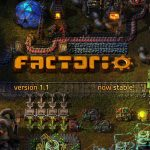 Factorio Version 1.1 is Now Live, Adds Blueprint Flip and New Train GUI