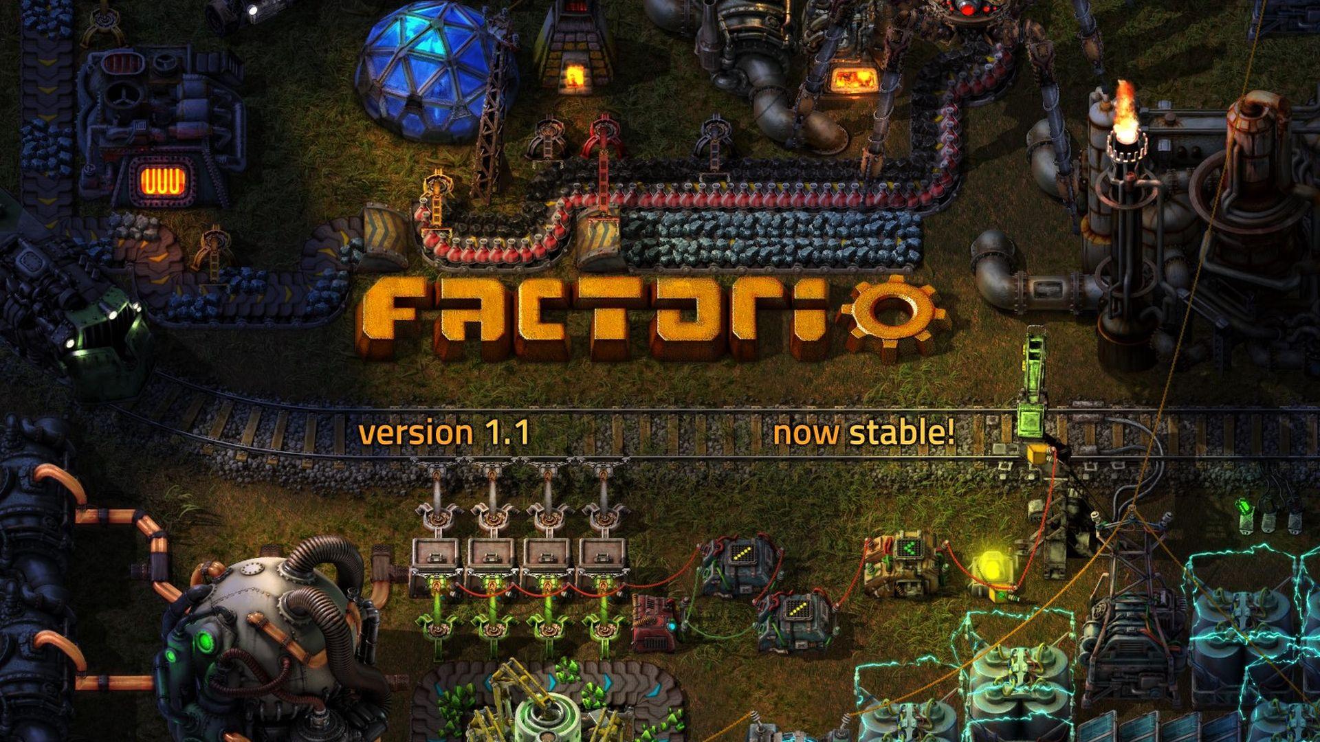 Factorio 1.1