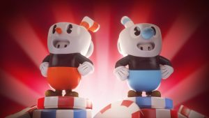 Fall Individuals: Ultimate Knockout-- Cuphead and Mugman Costumes Reported thumbnail