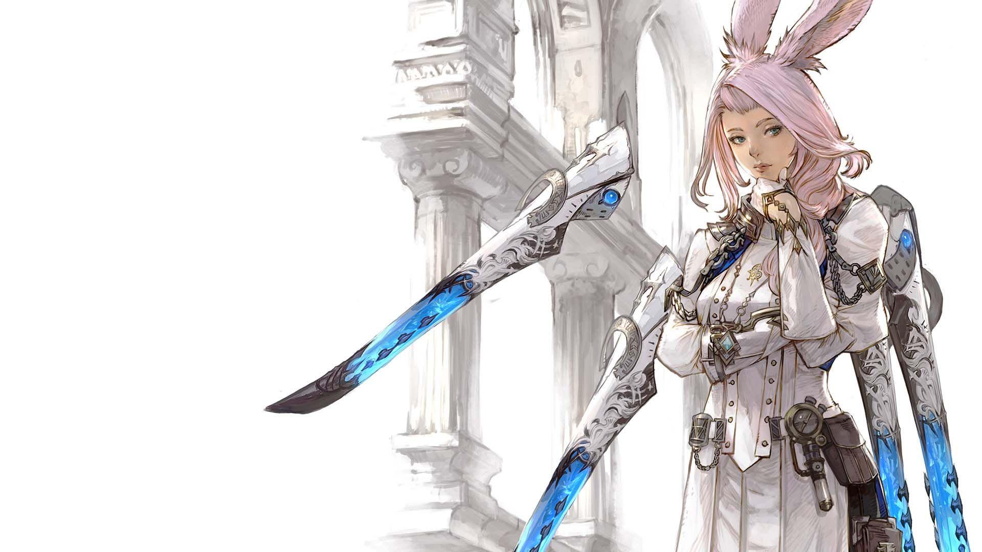 Final Fantasy 14 Endwalker - Sage