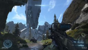 Halo Infinite – 343 Industries Details Dynamic Weather, Day/Night Cycle, Open World Biomes, and More thumbnail