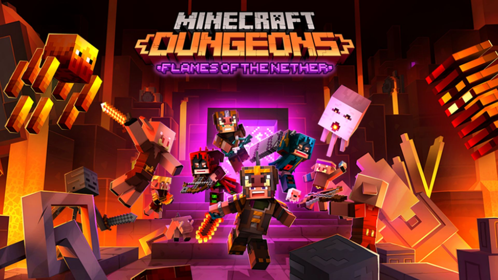 Nether DLC Out on February 24th ...