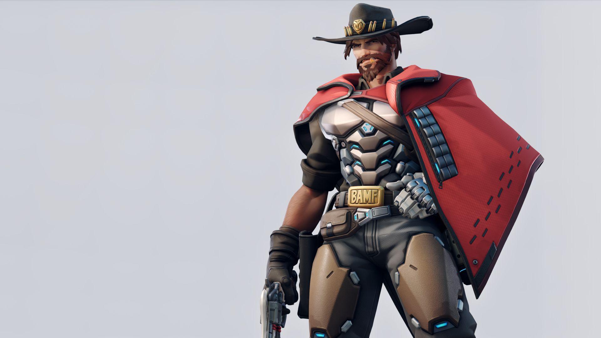Overwatch 2_McCree