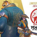 Overwatch Lunar New Event is Live With New Cosmetics and Bounty Hunter Mode