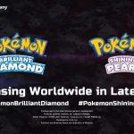 Pokemon Brilliant Diamond and Shining Pearl Announced, Releasing Late 2021