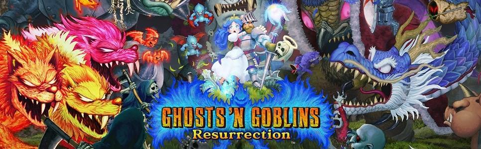 Ghosts 'n Goblins Resurrection Review – Prepare to Die