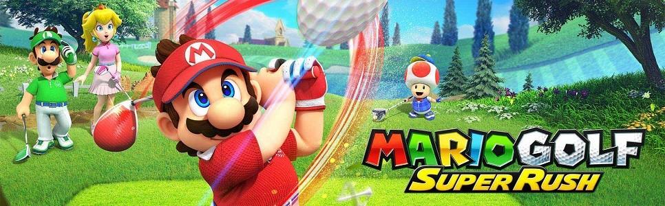 Mario Golf: Super Rush Review – Par For The Course