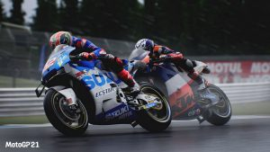 MotoGP 21 Gameplay Video Shows Long Lap Fines at work thumbnail