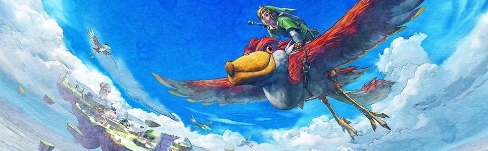 The Legend of Zelda: Skyward Sword HD Review – A Major Test of Patience