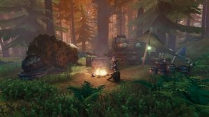 Valheim Guide – How to Find Buried Treasure and Build the Artisan Table