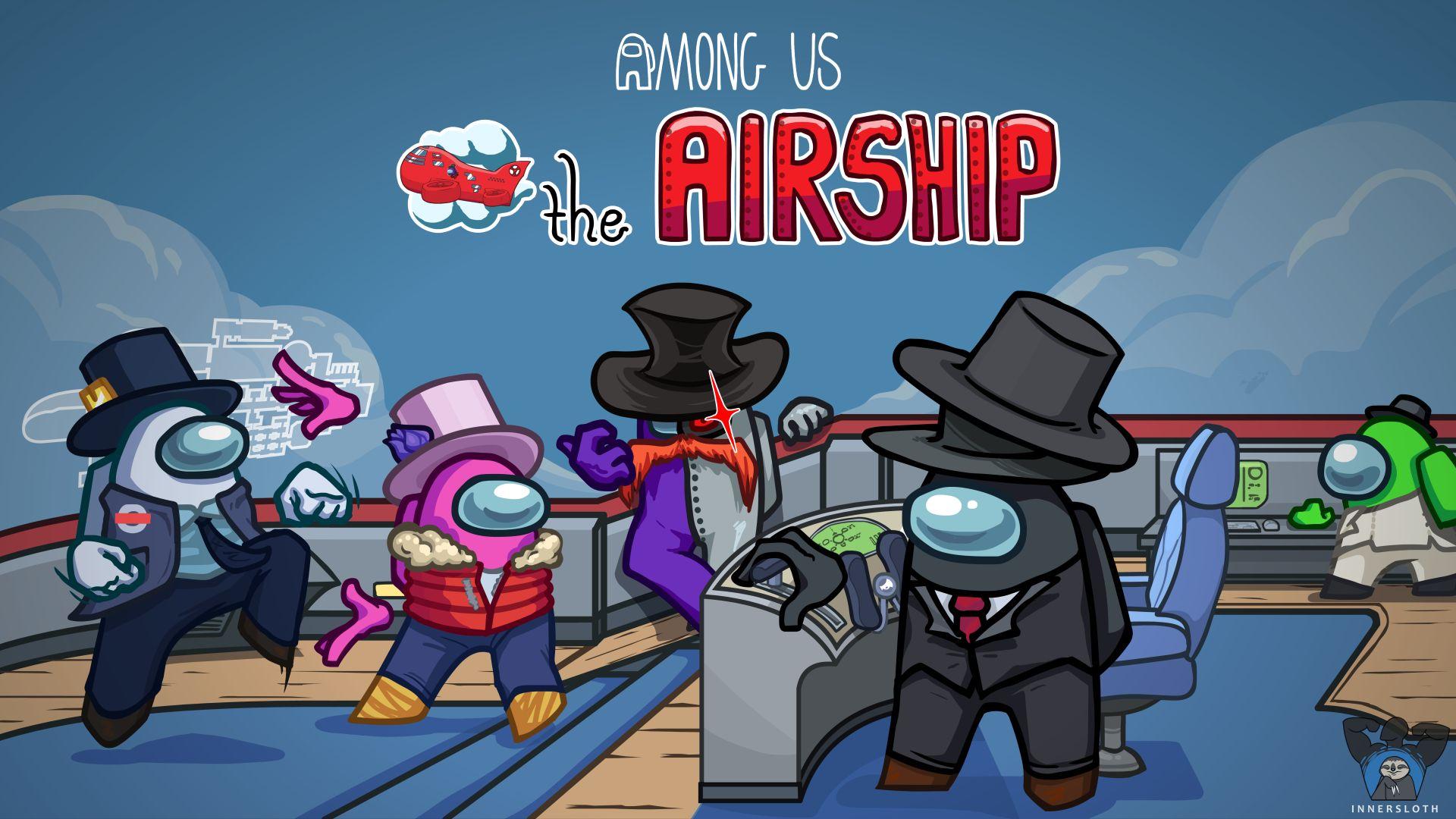 Among Us - Airship