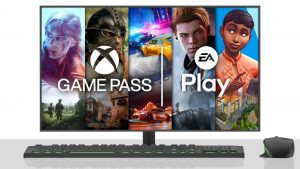 EA Play Gets Here on Xbox Video Game Masquerade COMPUTER Today thumbnail