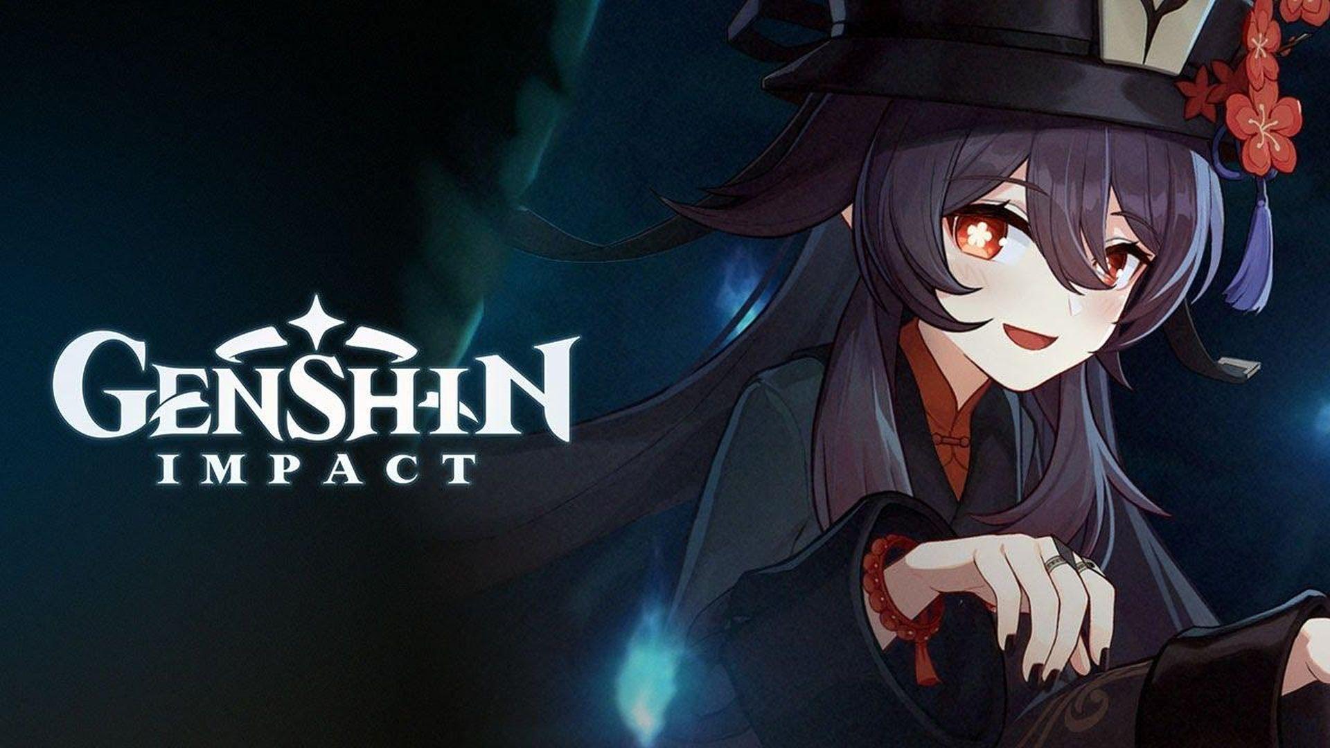 Genshin Impact - Hu Tao