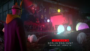 Hitman 3 March Roadmap Revealed-- Berlin Egg Search, New Elusive Target and More thumbnail