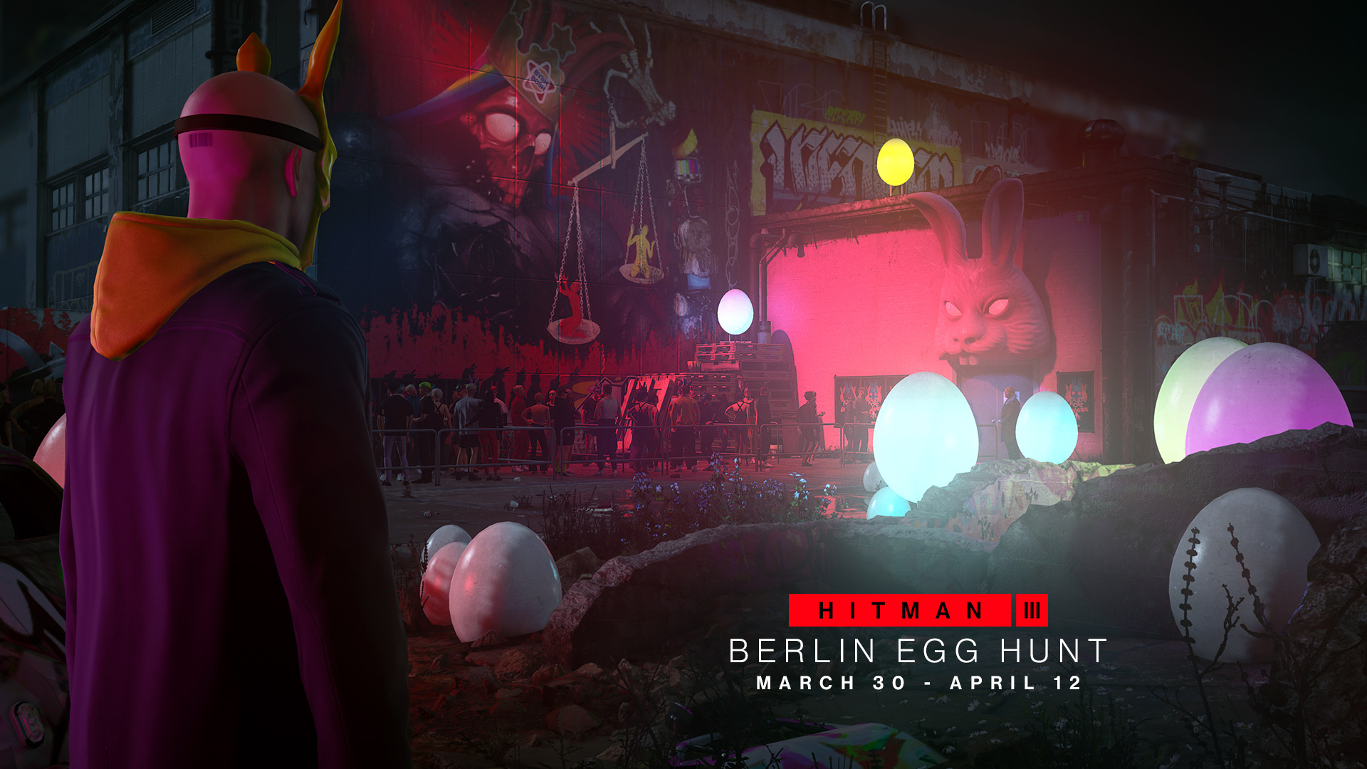 Hitman 3 - Berlin Egg Hunt