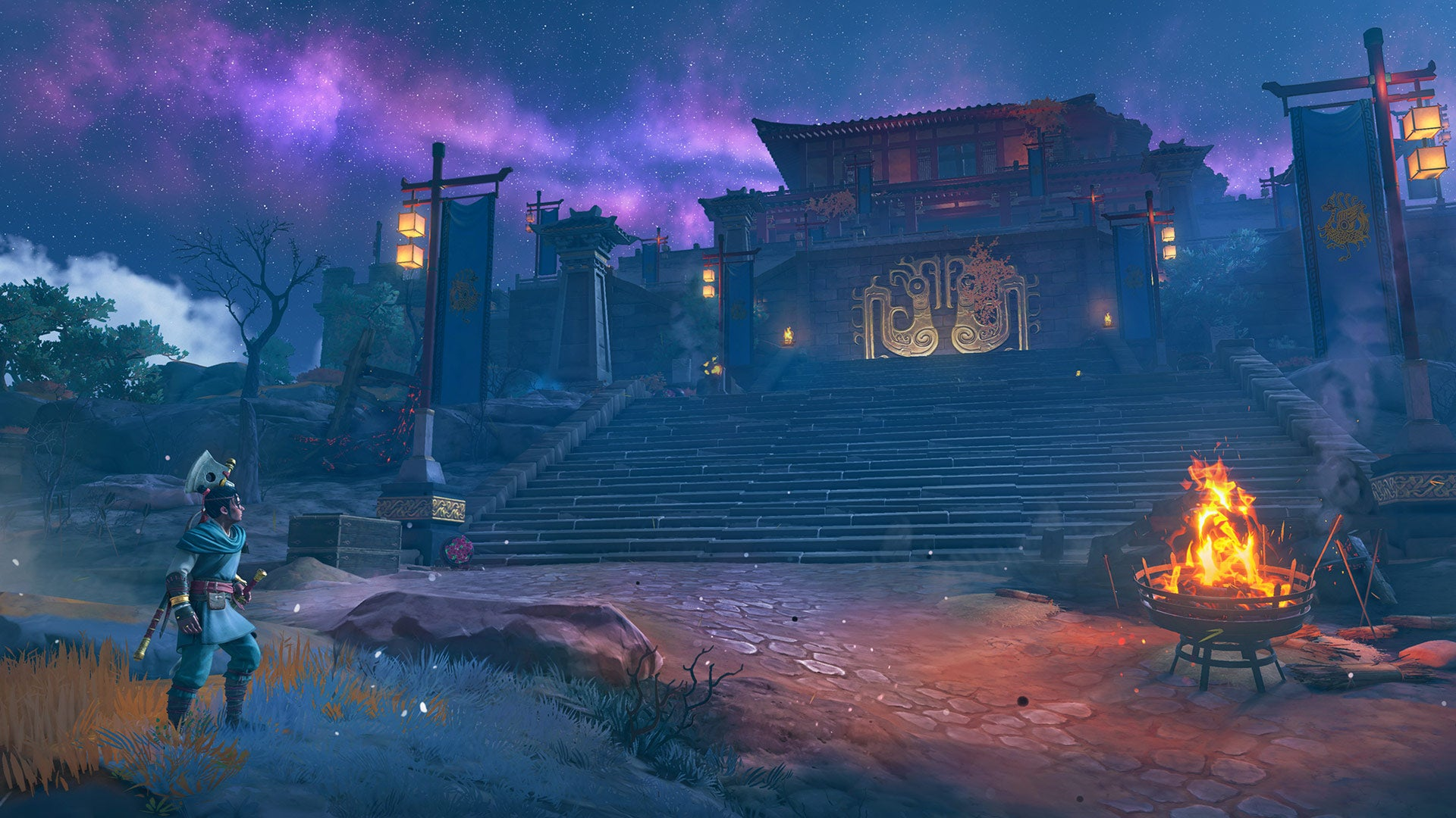 Immortals Fenyx Rising - Myths of the Eastern Realm