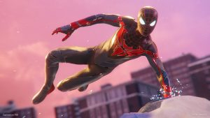 Marvel's Spider-Man: Miles Morales Update Adds Free Advanced Tech Suit thumbnail
