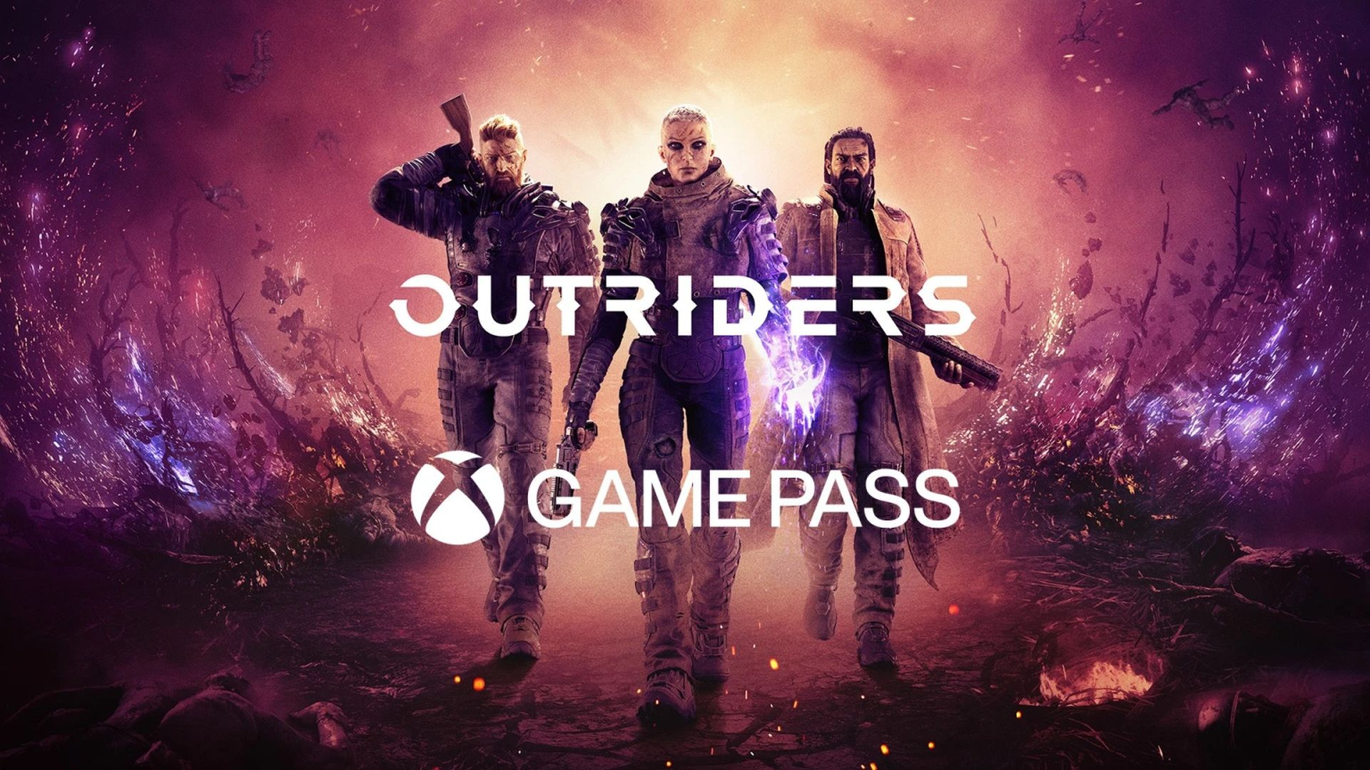Outriders_Xbox Game Pass