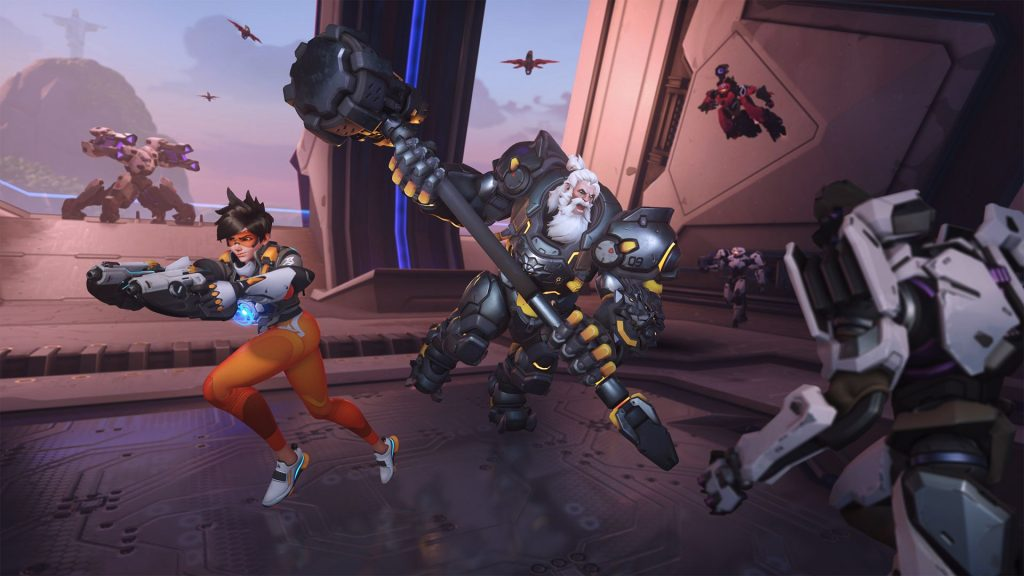 Overwatch 2 Exhibition Match, Sombra and Bastion Reworks, to be Revealed at OWL Grand Finals