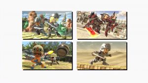 Super Smash Bros. Ultimate Obtains New Beast Seeker, Ghosts 'n Goblins Mii Competitor Costumes thumbnail