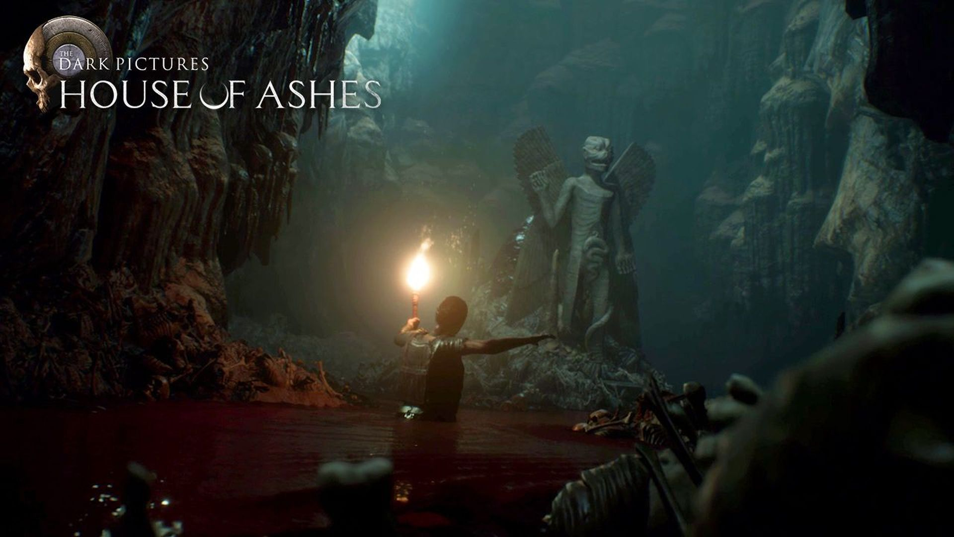 The Dark Pictures Anthology - House of Ashes