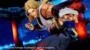 The King of Fighters 15 Trailer Showcases Andy Bogard thumbnail