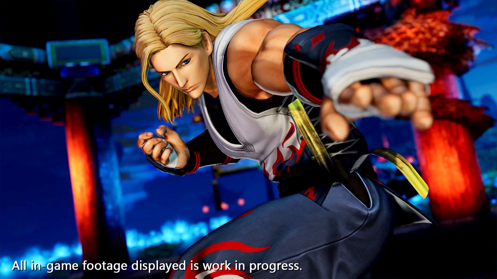 The King of Fighters 15 - Andy Bogard