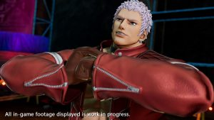 The King of Fighters 15-- Yashiro Nanakase Controls in New Trailer thumbnail