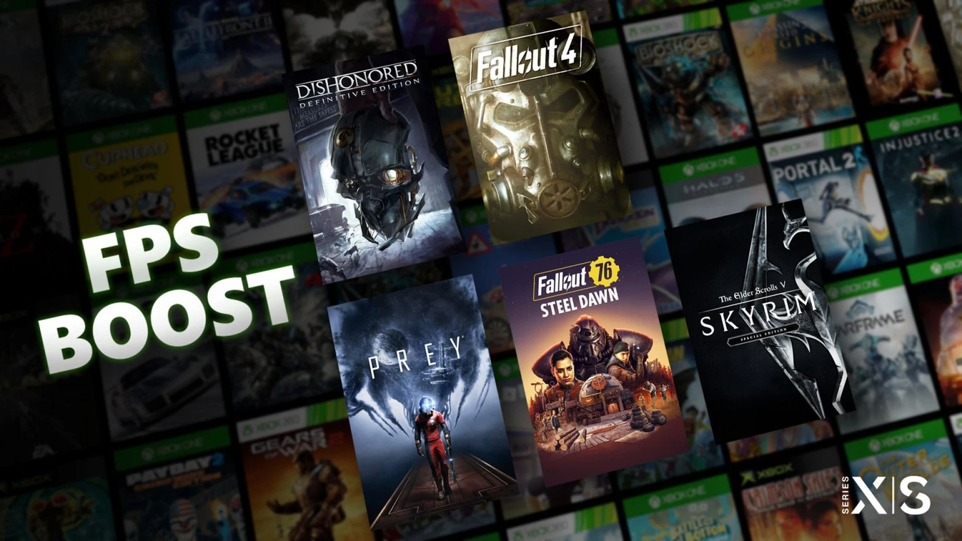 Xbox Series X-S - Bethesda games_FPS Boost