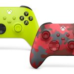 Microsoft Reveals Two New Controllers, Electric Volt And Daystrike Camo Special Edition, For Xbox Series X/S