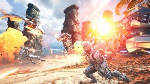 ExoMecha Gameplay Trailer has lots of Dynamite Action, Out in August thumbnail