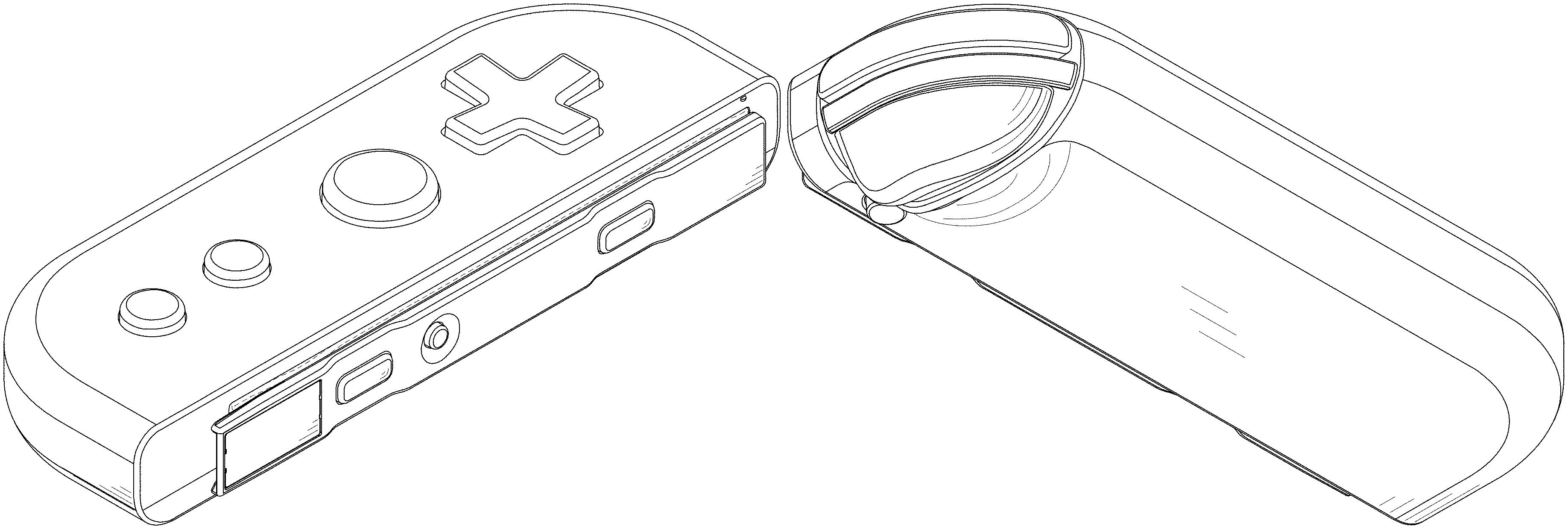 joy con patent