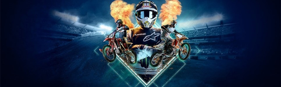 Monster Energy Supercross 4 Interview – Career Mode, Compound, Track Editor, and More