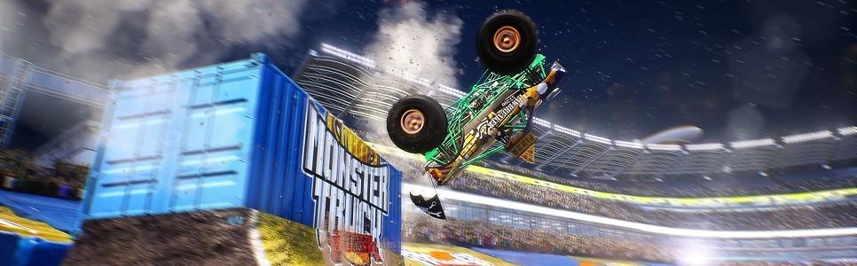 Monster Truck Championship Review – A Monster's Jam