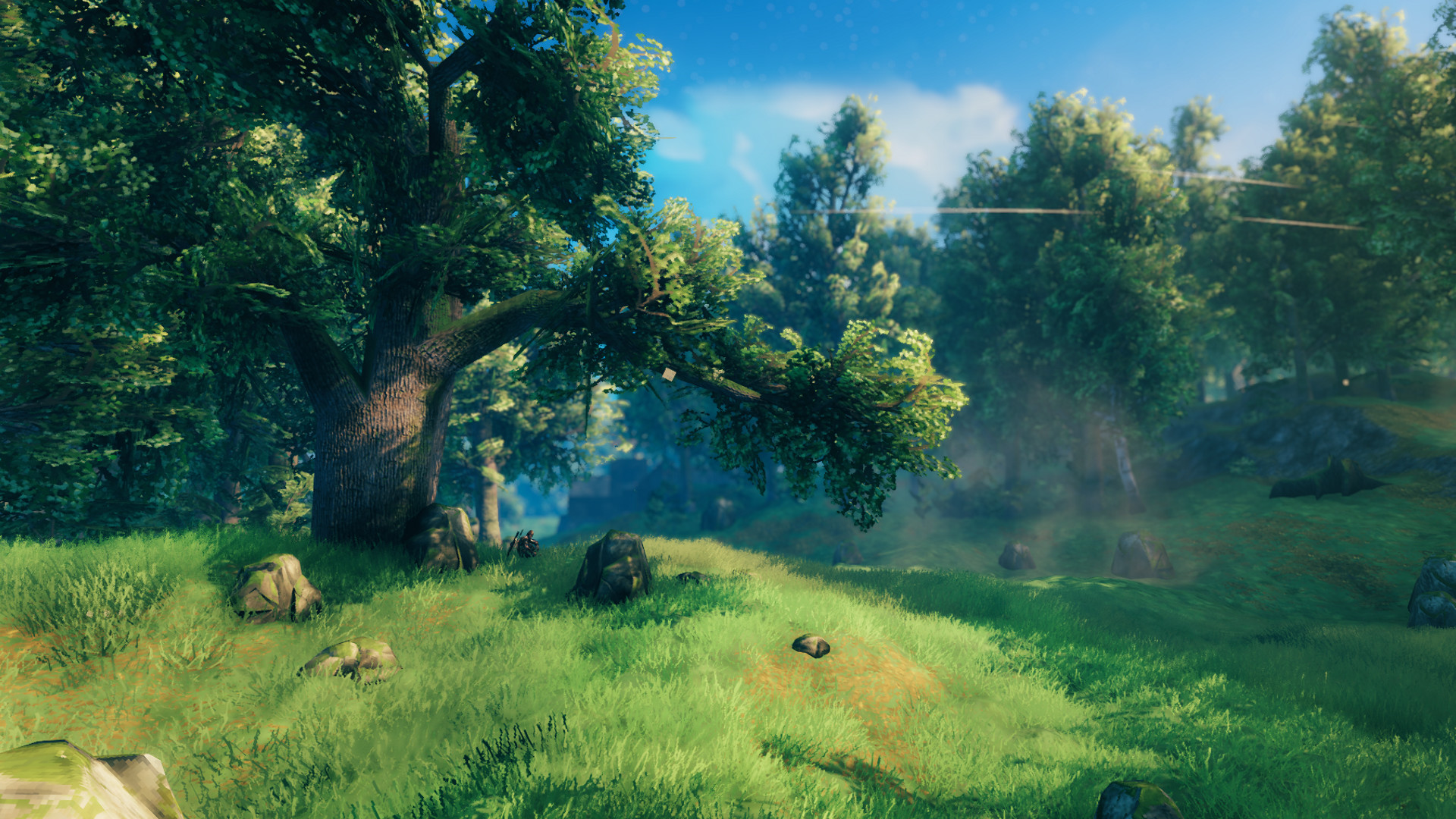 Valheim Patch Introduces New Terrain Modification System