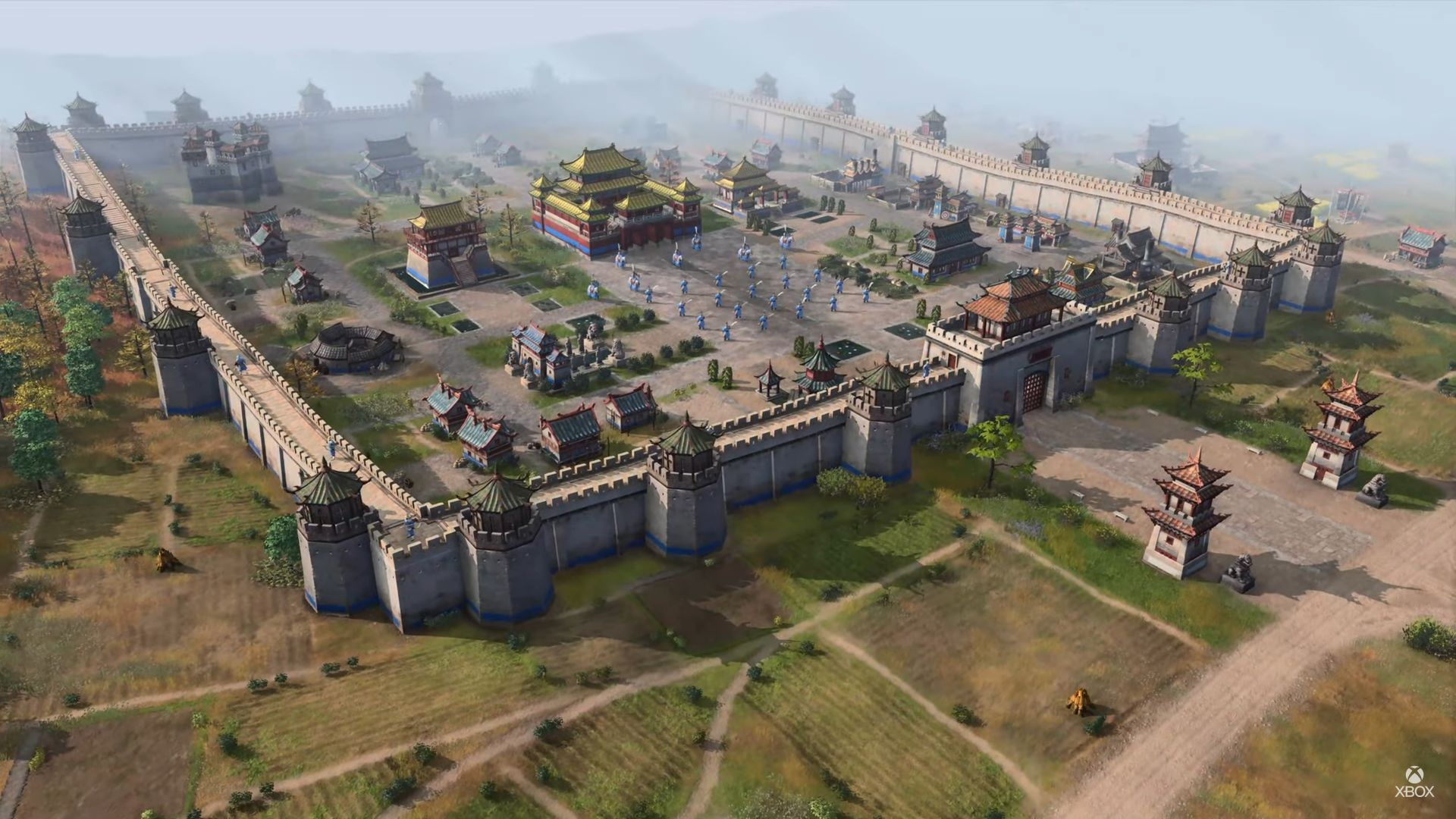 Age of Empires 4 - Chinese civilization