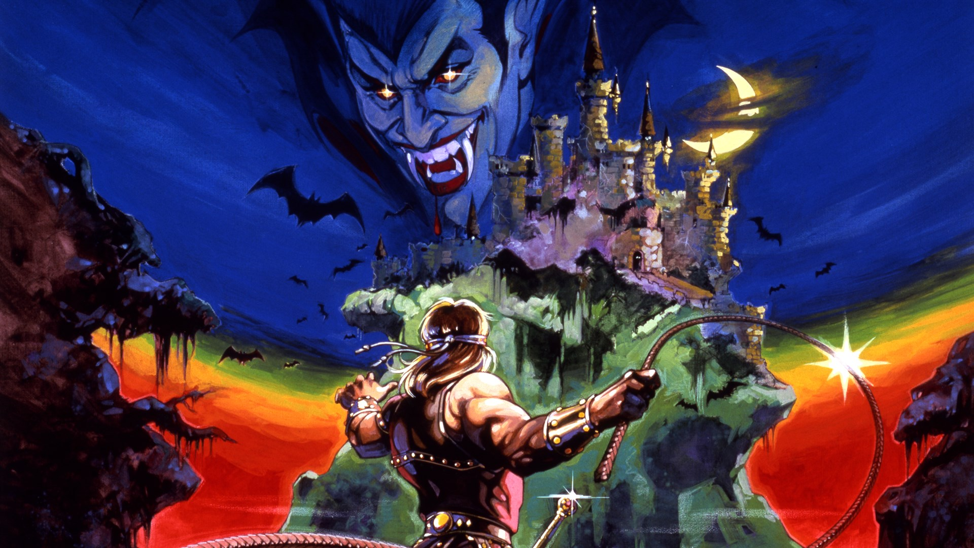 Castlevania Development Collection Rated for Launch in Australia thumbnail