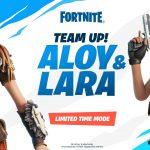 Fortnite - Aloy and Lara