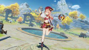 Genshin Effect-- New Character Demo Trailer Showcases Yanfei thumbnail