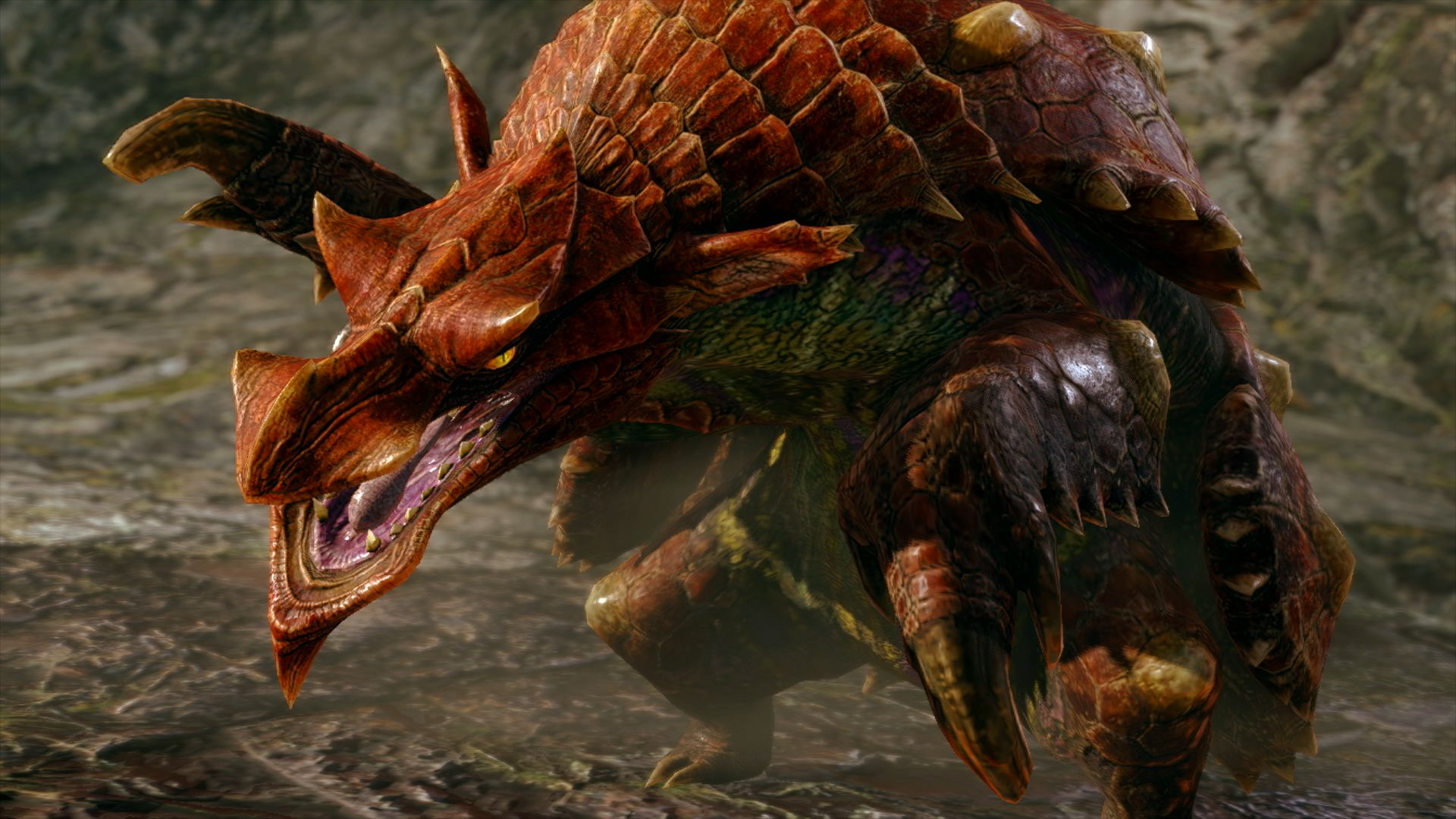 Monster Hunter Rise - Volvidon