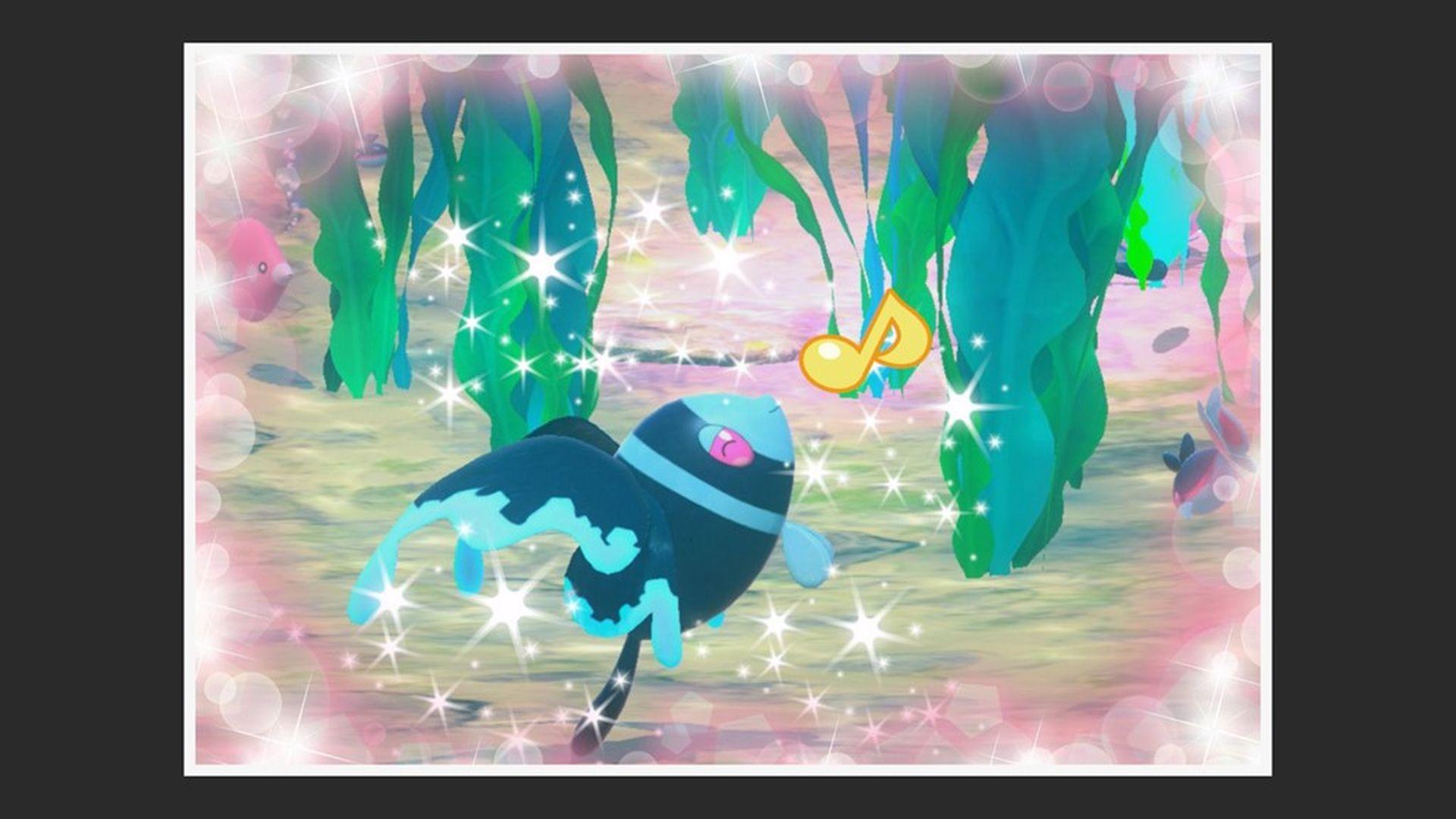 New Pokemon Snap - Music
