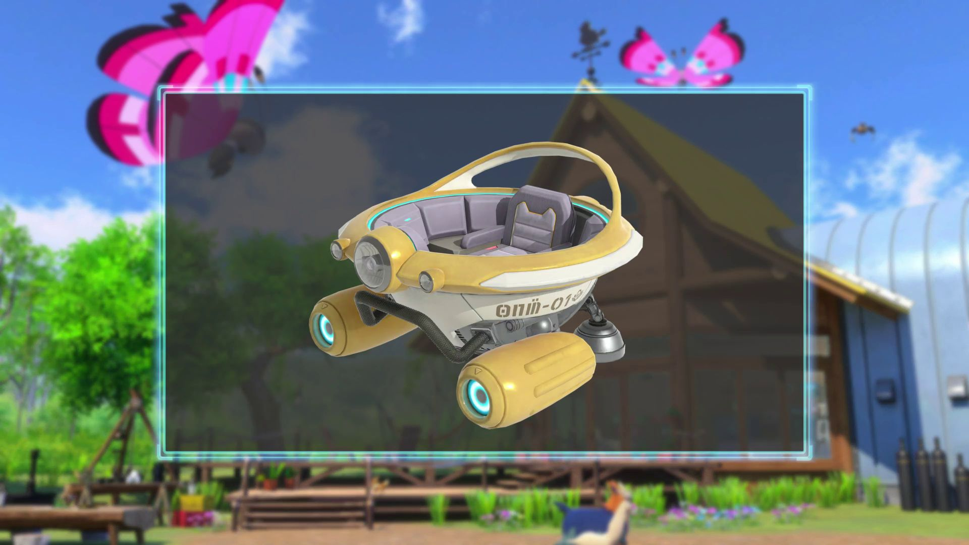 New Pokemon Snap - NEO ONE