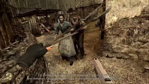 Resident Evil 4 Virtual Reality Gets New Details And Gameplay Video Footage thumbnail