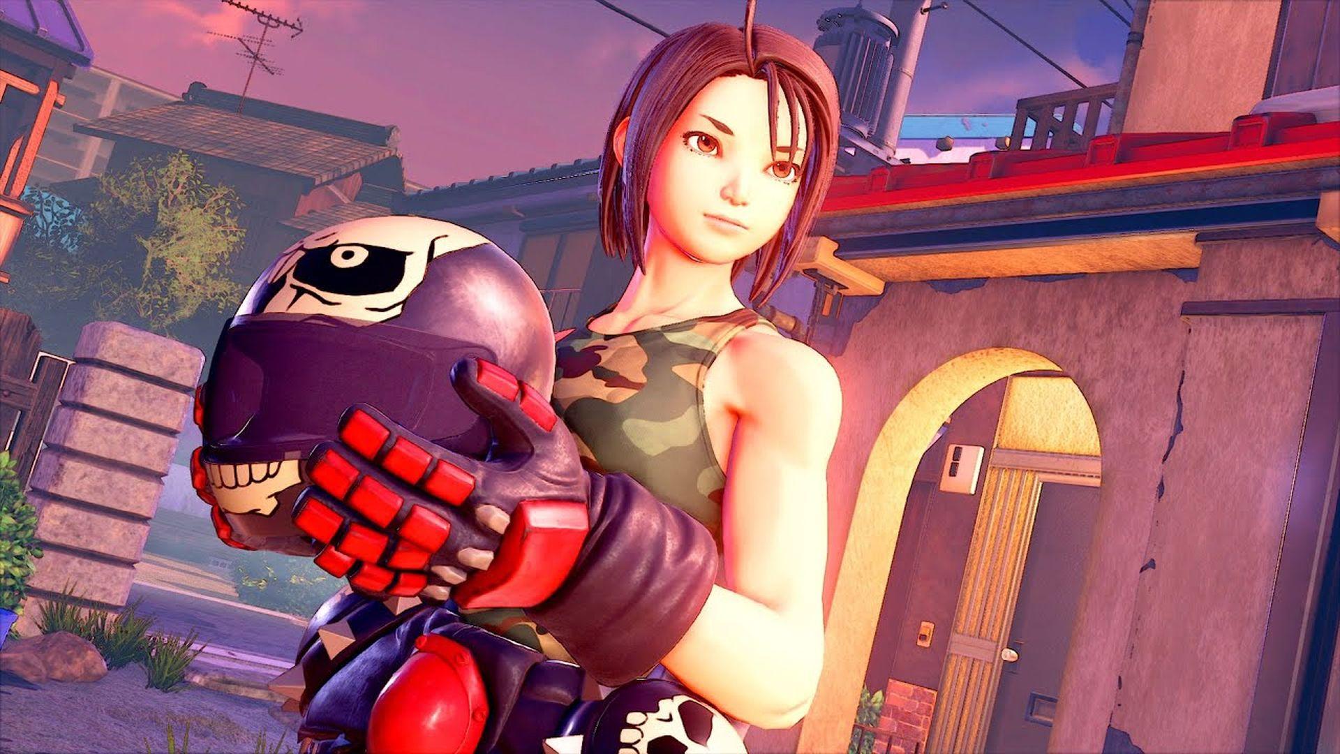 Street Fighter 5 Champion Edition - Akira