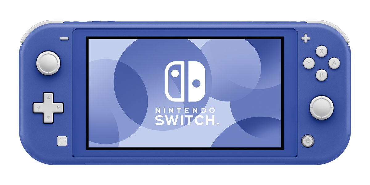 Switch Lite Blue