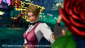 The King Of Fighters 15 Showcases King In Newest Trailer thumbnail