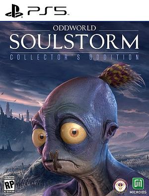 Oddworld: Soulstorm Box Art