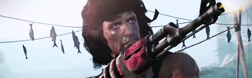 Why the Hell Has There Never Been a Truly Great Rambo Game?