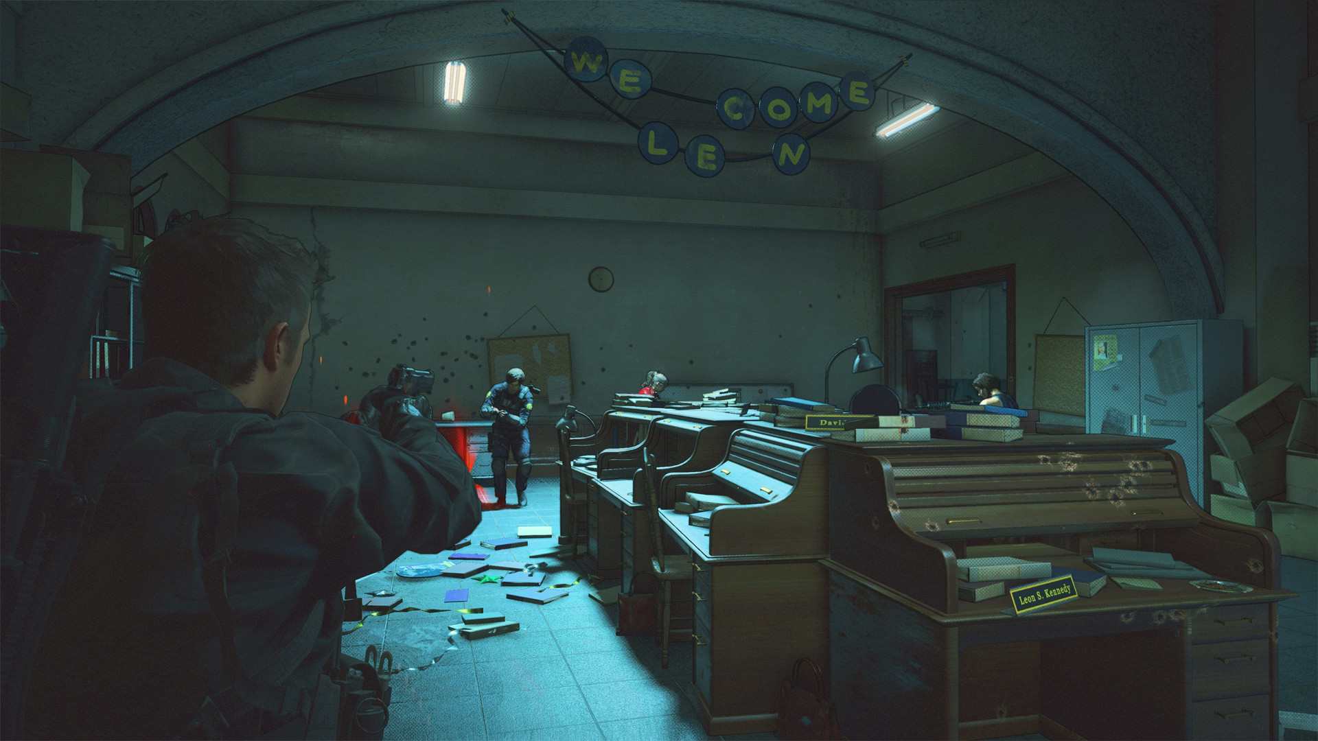 Resident Evil Re:Verse's Third Beta Test Starts Tomorrow, April 21st