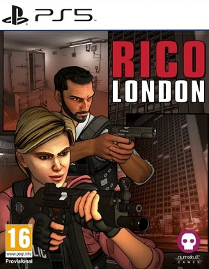 RICO London Box Art